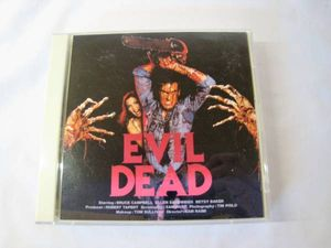 VIDEO CD   EVIL DEAD 死霊のはらわた 2ディスク