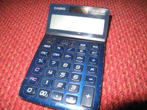 カシオ JF-V200 電卓 中古品