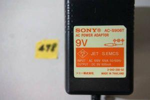 ☆ACアダプター SONY AC-S906T no.478
