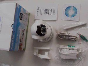 ネットワークカメラ(WifiとLAN接続どちらも可能)