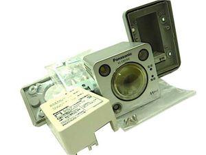 防犯!センサーカメラ(ライト付屋外タイプ) VL-CM260Panasonic2