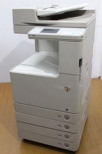 キャノン♪iR-ADV C2020F /A3カラー複合機 カウント少15585枚