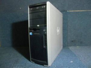 Hp xw4600 WorkStation/Core2Quad-3.0GHz/4G/HDDなし