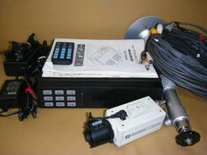 デジタルHDD(1TB)レコーダ カメラ1台付き稼働ジャンク