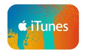 iTunes ギフトコード 6000円分 1000円×6