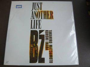 R2.7LASER DISC/LD(良)B'Z[JUST ANOTHER LIFE]美品
