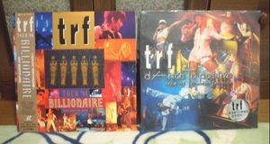 ●LD TRF ツアー 94年と95年 2枚セットで●