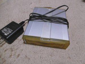 ...Logitec 640MB 外付けMOドライブ(USB) LMO-A630U