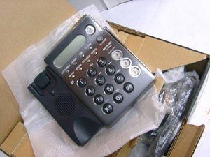 シャープコードレス電話機★CJ-N76CL-B★未使用品