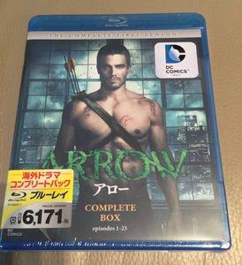ARROW / アロー シーズン1 コンプリートBDBOX(4枚組) 新品