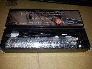 中古家電:AGETUYA Titanium Professional Hair Iron