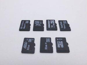 microSDHCカード  16GB×4枚 / 32GB×3枚セット  まとめて