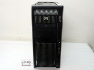 Work Station Z800 HC/Xeon 3.33GHz 12GB 500GB DVD-ROM Win7