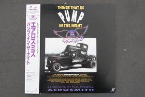 LD 帯 エアロスミス / PUMP IN THE NIGHT AEROSMITH パンプ ~