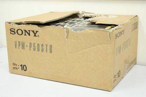 未使用品 SONY VPM-P50STB カラープリントパック 9個セット