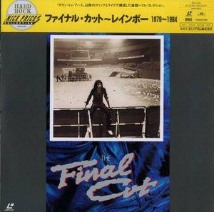 B00017275/LD/レインボー「ファイナル・カット 1979-1984」