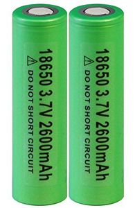 Sony US18650 VTC5 2600mAh