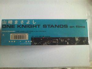 新品未開封ビデオ山崎まさよし/ONE KNIGHT STANDS on films廃盤