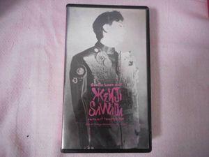 VHS【沢田研二/Really Love You!!】 中古
