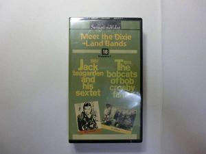 VHS スイング・タイム・ビデオ 18 Jack Teagarden Bob Cats