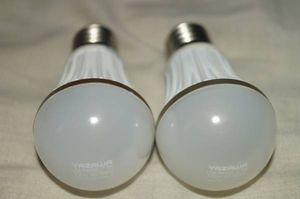 YAZAWA E17口 3WLED電球 2個