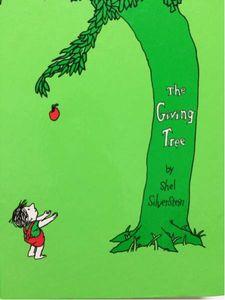 ★The Giving Tree おおきな木★Shel Silverstein