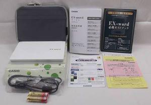 ●カシオ 電子辞書 EX-word XD-D4700 おまけポーチ付
