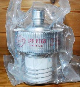 EIMAC JAN8168 (4CX1000A相当) 1979年製 新品1本