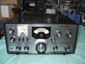 YAESU FR-50B 受信機 ジャンク