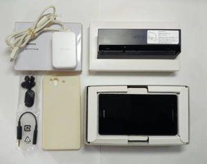 SONY Xperia Z SO-02E ブラック SIMフリー