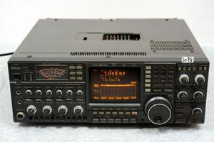 ICOM アイコム HF トランシーバー IC-780 (S098