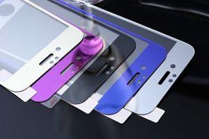 iPhone6/6s 鏡面 強化ガラス 保護フィルム ミラー 6Plus用もあり