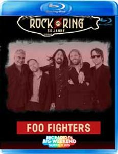 FOO FIGHTERS★ROCK AM RING 2015 & BBC LIVE 2015 BLURAY