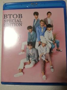 BTOB ビートゥービー Remember that MV blu-ray ①
