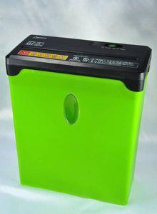 クロスカットシュレッダー SC1001 ㈱アスカ製 A4コピー用紙6枚を裁断可能の実働品 連続可