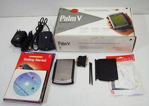 ■Palm V 3Com PDAジャンク