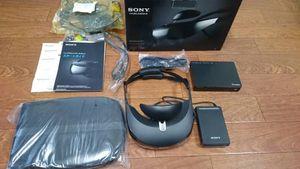 SONY HMZ-T3W ヘッドマウントディスプレイ