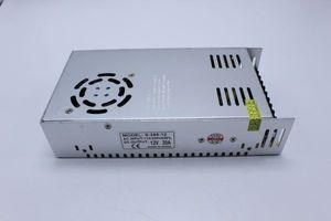 訳あり ジャンク 直流安定化電源 AC-DC12V AC DC コンバーター 100V 12V 30A フレーム歪