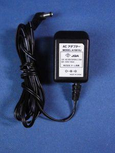 オーム電機【ACアダプタ☆A10610J☆DC6V 100mA】保証付AC6092Q