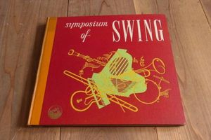 SP盤 12吋 スイングジャズ 4枚組 ベニ―・グッドマン トミー・ドーシー