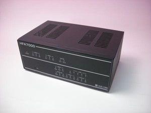 【中古】アレクソン HFA7000 ひかりマルチラインシステム