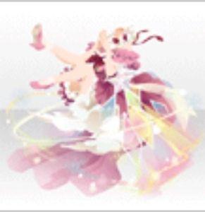 @games ポケットランド ナイトスカイワンダラードレスA ピンク
