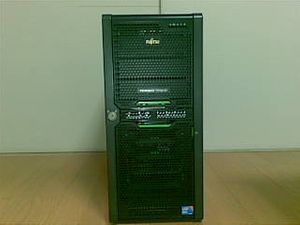 TX200S6 6C 12T X5650*2 Windows server2008 R2 Standard RAID