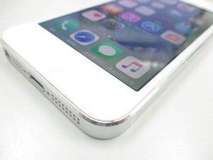 ◆◇SoftBank ○判定 iPhone5 64GB MD663J/A ホワイト 中古品◇◆