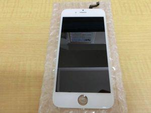 ★【ジャンク品】iPhone6s用 液晶パネル 白☆KHB122