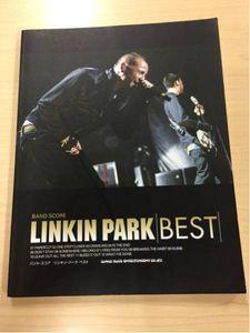 linkin park best バンドスコア 2010/3/23初版 シンコーミュージック 美品 リンキン・パ