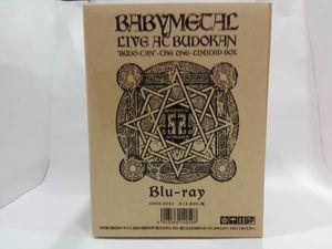 BABY METAL LIVE AT BUDOKAN LIMITED BOX メンバーズ会員限定