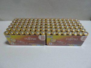 (89) 富士通 アルカリ乾電池 単3形96本