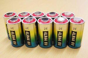 ★送料無料★ 4LR44 新品アルカリ電池 6V 10個セット!(3)