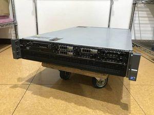 Dell PowerEdge R810/8Core L7555*4/128GB/146GB*3